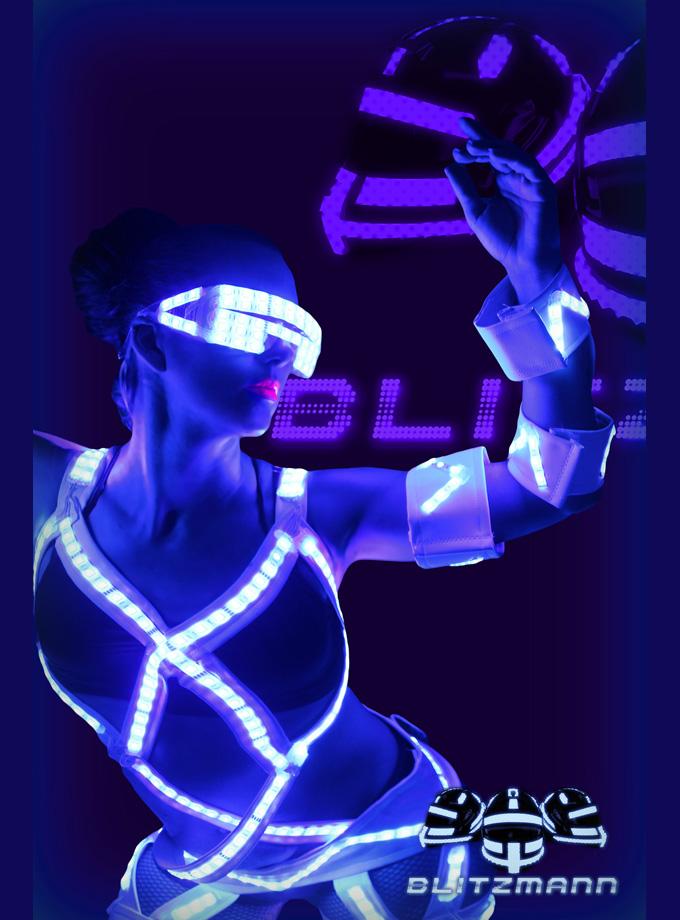 GOGO DANCER LED